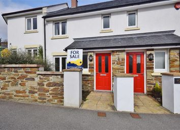Thumbnail 3 bed terraced house for sale in Greenwix Parc, St Mabyn, Cornwall
