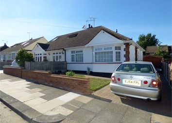 Thumbnail 2 bed semi-detached bungalow for sale in Dulverton Avenue, Westcliff On Sea, Westcliff On Sea
