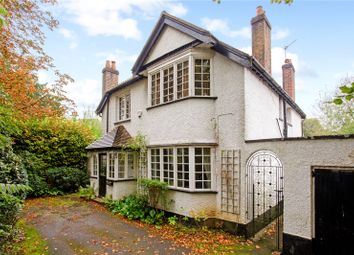Thumbnail 4 bed detached house for sale in Ashurst Road, Tadworth, Surrey