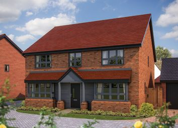 "Thumbnail 5 bed detached house for sale in ""The Winchester"" at Barrosa Way, Whitehouse, Milton Keynes"
