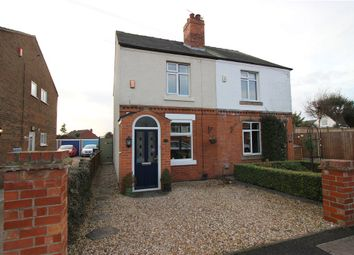 Thumbnail 2 bedroom semi-detached house for sale in Stoney Lane, Spondon, Derby