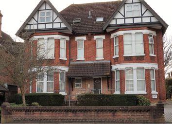 Thumbnail 1 bed flat for sale in 156 Hill Lane, Southampton
