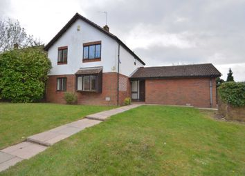 Thumbnail 4 bed detached house to rent in Westcliffe, Two Mile Ash, Milton Keynes