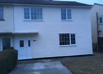 Thumbnail 3 bed semi-detached house to rent in Clevedon Crescent, Doncaster