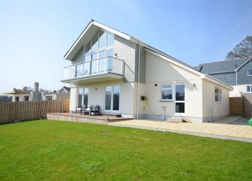 Thumbnail 4 bed detached house for sale in Mellingey Fields, Perranwell Station, Truro, Cornwall