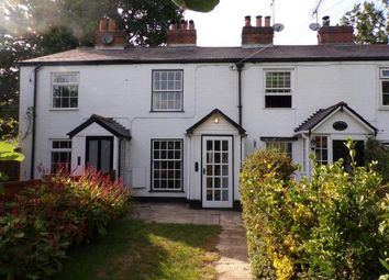 Thumbnail 2 bed terraced house for sale in Shrubbs Hill Road, Lyndhurst, Hants