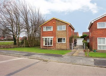 Thumbnail 4 bedroom detached house for sale in Downfield Avenue, Hull