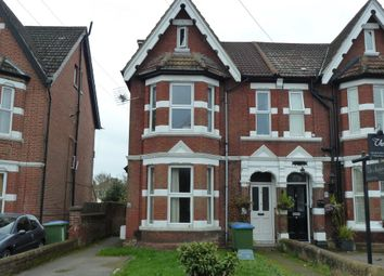 Thumbnail 2 bed flat to rent in Landguard Road, Shirley, Southampton