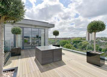 Thumbnail 3 bed flat to rent in Princes Park Apartments South, 52 Prince Of Wales Road, London