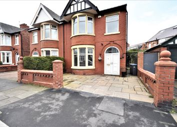 Thumbnail 3 bed semi-detached house for sale in Breck Road, Blackpool, Lancashire