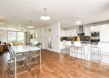 Thumbnail 4 bedroom terraced house for sale in St Hildas Close, Brondesbury Park, London
