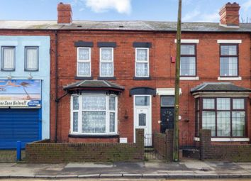 Thumbnail 4 bedroom terraced house for sale in Birmingham Road, Dudley