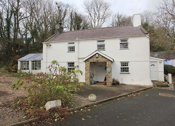 Thumbnail 5 bed farmhouse for sale in Sarn, Pwllheli, Gwynedd
