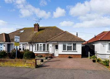 Thumbnail 2 bed semi-detached bungalow for sale in Warren Drive, Broadstairs, Kent