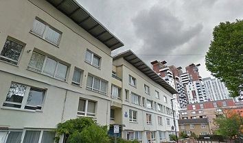 Thumbnail 1 bed flat to rent in Strafford Street, Crossharbour, South Quay, Canary Wharf, Westferry Circus, London