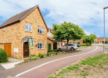 Thumbnail 3 bed detached house for sale in Flamsteed Drive, Huntingdon
