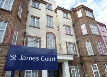 Thumbnail 2 bed flat to rent in St James Road, Croydon