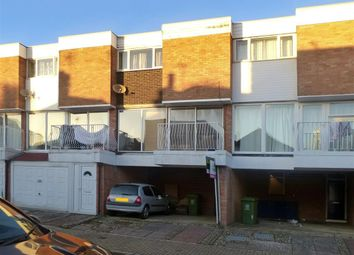 Thumbnail 4 bed terraced house for sale in Somerset Road, Southsea, Hampshire