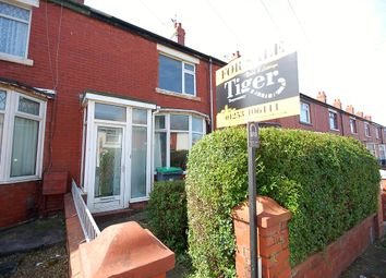 Thumbnail 3 bed terraced house for sale in Marsden Road, Blackpool, Lancashire