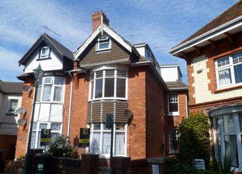 Thumbnail 2 bedroom flat to rent in Churchill Road, Bournemouth, Dorset, United Kingdom