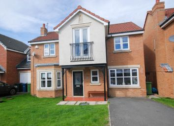 Thumbnail 4 bed detached house for sale in Cedar Drive, Jarrow