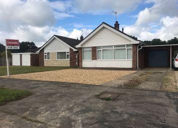 Thumbnail 3 bed semi-detached bungalow for sale in Pennington Crescent, West Moors, Ferndown