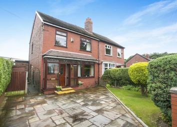Thumbnail 3 bed semi-detached house for sale in Bowden Lane, Marple, Stockport, Greater Manchester