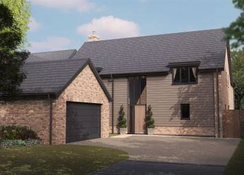 Thumbnail 4 bedroom detached house for sale in Howell Road, Heckington, Sleaford