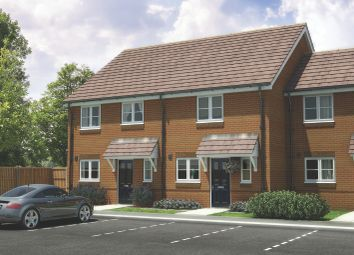 Thumbnail 3 bed end terrace house for sale in Oak Tree Court, Ferndown