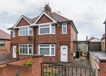 Thumbnail 2 bed semi-detached house for sale in Langley Avenue, Arnold, Nottingham
