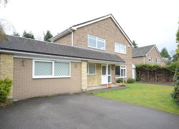 Thumbnail 4 bed detached house to rent in Dundaff Close, Camberley