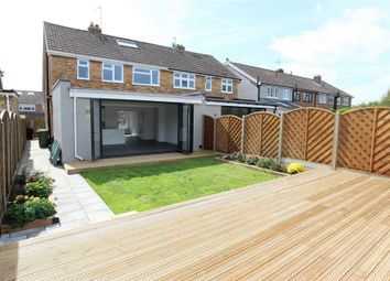 Thumbnail 5 bed semi-detached house for sale in Pear Tree Walk, Cheshunt, Herts.