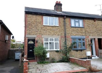 Thumbnail 2 bed end terrace house to rent in Upper Bridge Road, Chelmsford