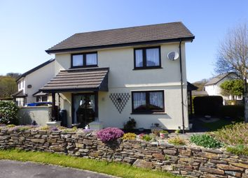 Thumbnail 3 bed detached house for sale in Foxes Lair, Okehampton