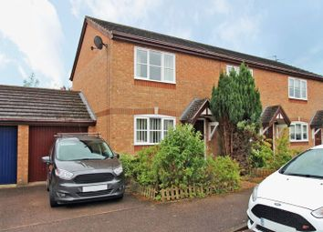 Thumbnail 2 bed semi-detached house to rent in Byron Way, Stamford