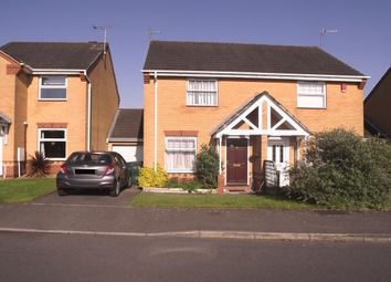 Thumbnail 2 bed semi-detached house to rent in Bren Way, Hilton, Derbyshire