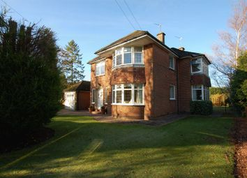 Thumbnail 4 bedroom detached house for sale in Middle Drive, Darras Hall, Newcastle Upon Tyne