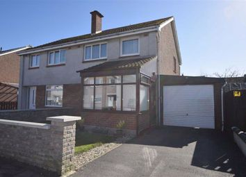 Thumbnail 3 bed semi-detached house for sale in East Mackenzie Park, Inverness