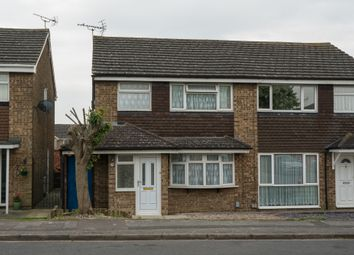 Thumbnail 4 bed semi-detached house for sale in Sunbower Avenue, Dunstable