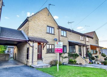 Thumbnail 2 bed end terrace house for sale in Grassmoor Fold, Honley, Holmfirth