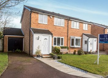 Thumbnail 3 bed semi-detached house to rent in Heatherfield Court, Wilmslow