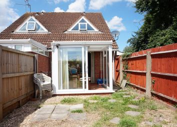 Thumbnail 1 bed terraced house for sale in Darwin Close, Taunton