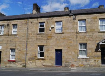 Thumbnail 2 bed terraced house for sale in Ogle Terrace, Alnwick