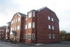 Thumbnail 2 bed flat for sale in Thorneycroft Drive, Warrington, Cheshire