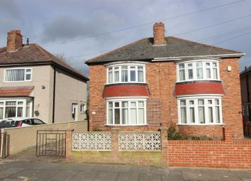 Thumbnail 2 bed semi-detached house for sale in Brankin Road, Darlington