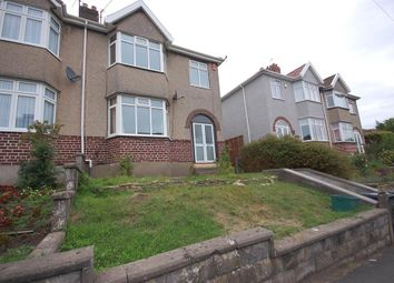 Thumbnail 3 bed semi-detached house to rent in Sir Johns Lane, Eastville, Bristol