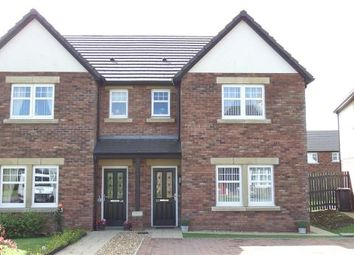 Thumbnail 3 bed semi-detached house for sale in Hartfield Close, Whitehaven, Cumbria