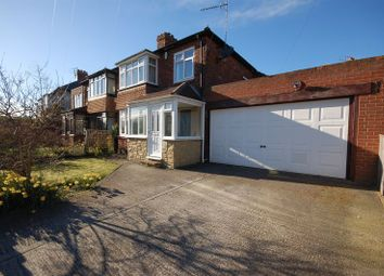 Thumbnail 3 bed semi-detached house for sale in Granville Drive, Forest Hall, Newcastle Upon Tyne