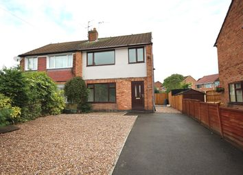 Thumbnail 3 bed semi-detached house to rent in Ash Street, Ilkeston
