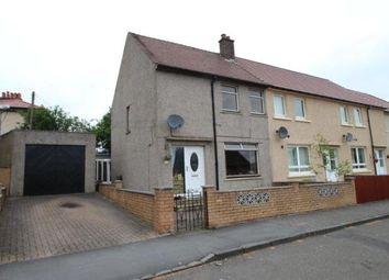 Thumbnail 4 bed end terrace house for sale in Princes Street, California, Falkirk